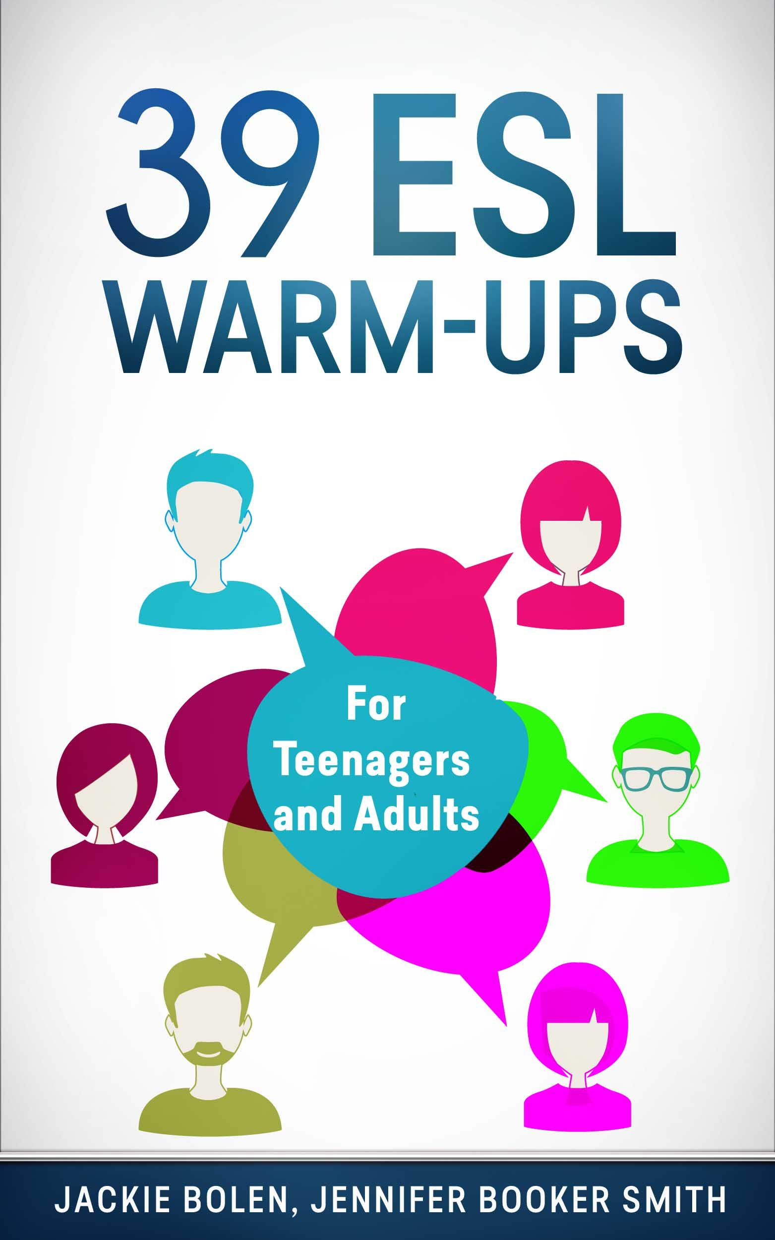 39 ESL Warm-Up Activities for Adults. Make your lesson planning easy ...
