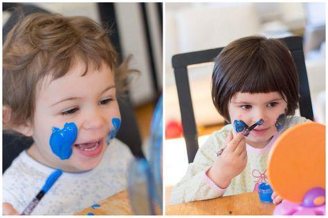 Maquillage pour enfant fait maison en 2020 | Maquillage enfant, Maquillage fait maison, Enfant
