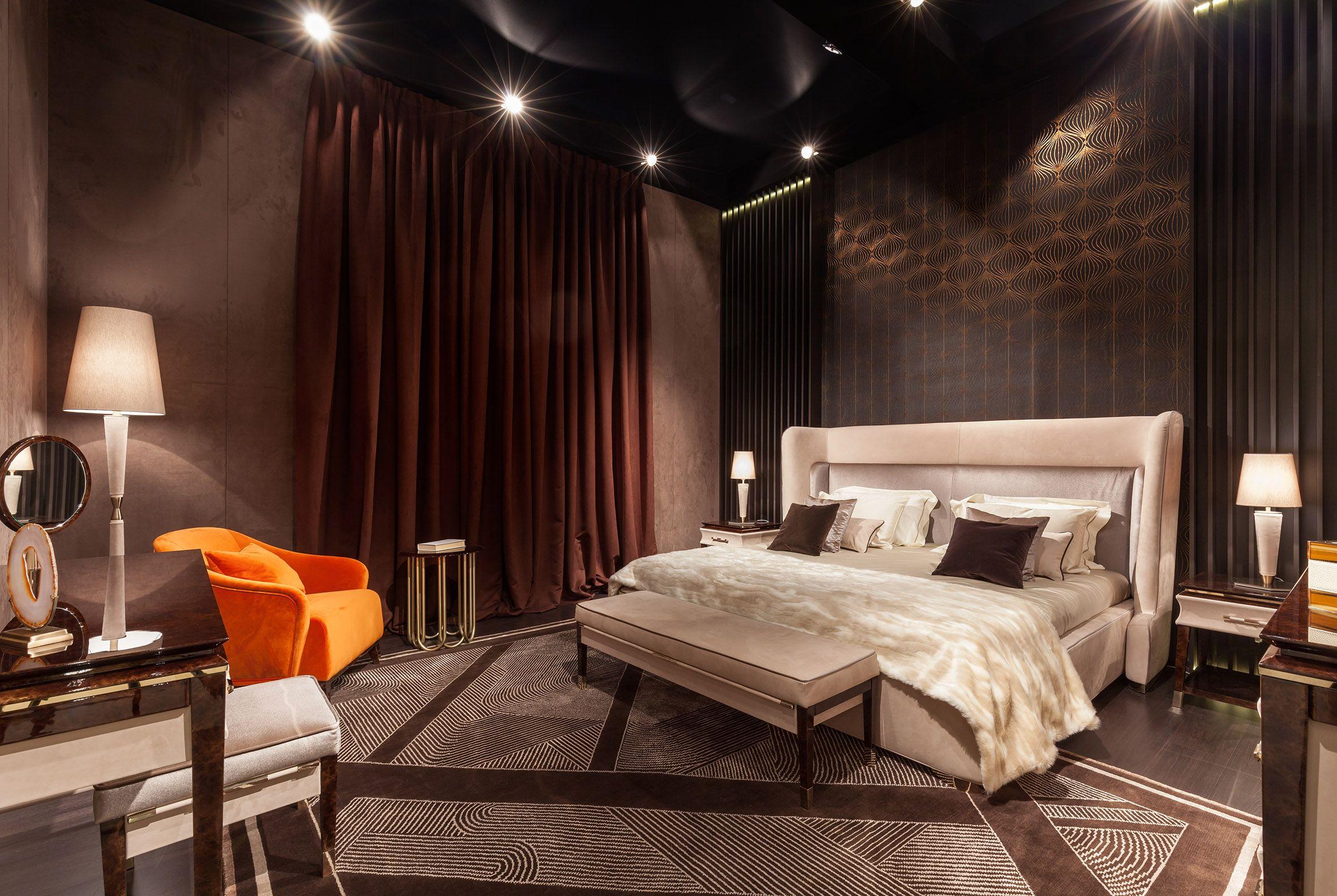 Italienische Design Schlafzimmer