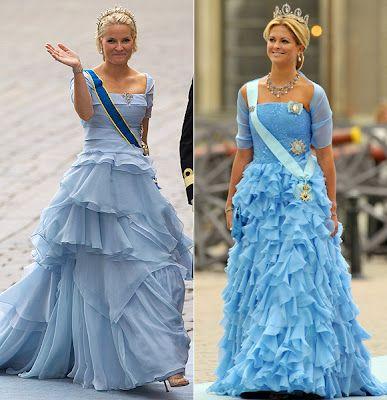 Fashion Royalties: European Princesses at Their Best-Crown Princess ...
