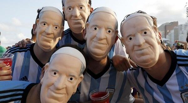 Have You Seen the Pope Francis World Cup Tweet?