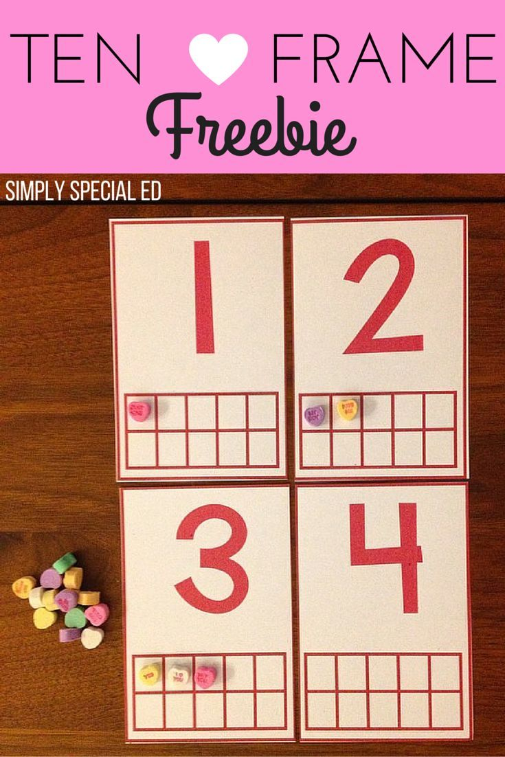 Perfect Ten Frame Activities Adornment - Picture Frame Ideas ...