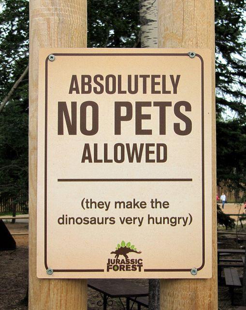 Interesting Sign Jurassic Forest Dinosaur Park Gibbons Near Edmonton Alberta Canada Holidays To Mexico Canada Road Trip Canada Travel