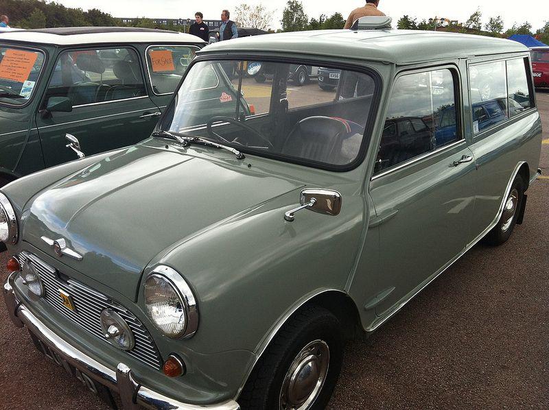 Morris Mini Minor Estate Classic Mini Cooper Mini Mini