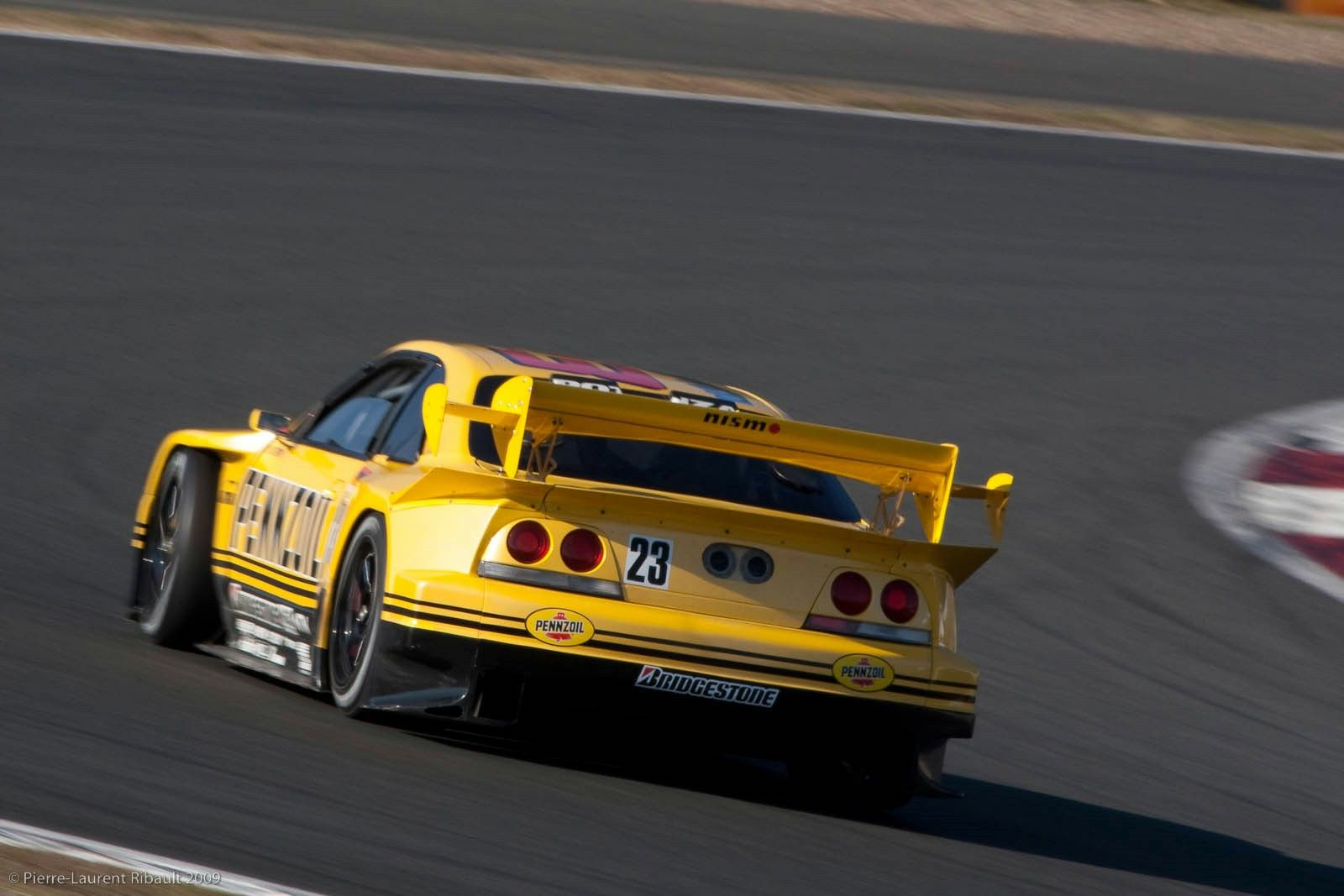 JGTC -ALL JAPAN GRAND TOURING CAR CHAMPIONSHIP ...