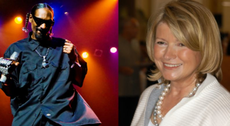 Martha Stewart and Snoop Dogg are teaming up