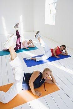 exercise leg workout