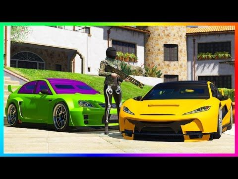 Awesome GTA ONLINE GUNRUNNING ARMORED SUPER CARS NEW GTA - Cool cars gta online