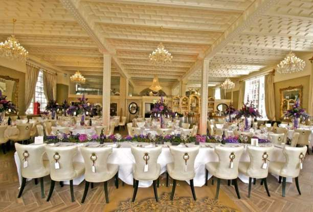 Grand Hall 30 James Street Home Of The Titanic Wedding Venue In