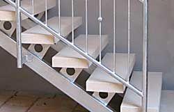 treppe f r aussenbereich treppe pinterest treppe rheinland und pfalz. Black Bedroom Furniture Sets. Home Design Ideas