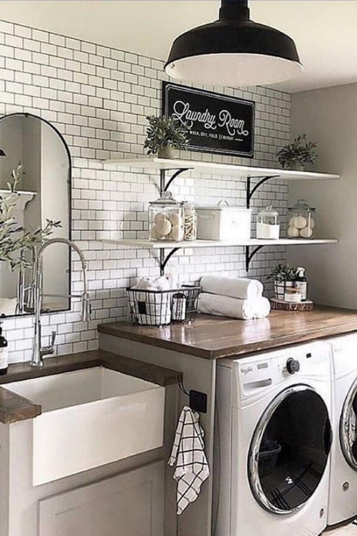 22+ Laundry room sink farmhouse ideas in 2021