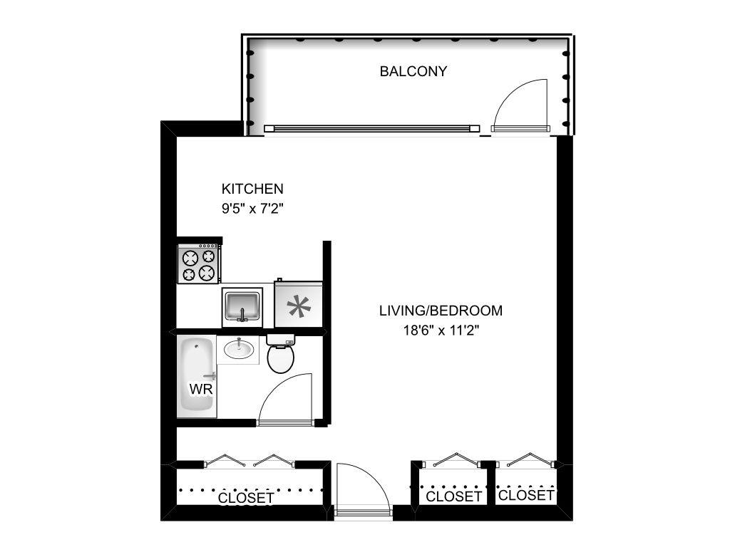300 Square Foot Guest Suite Floor Plans Yahoo Image Search Results In 2020 Guest Suite Floor Plan Floor Plans Guest Suite