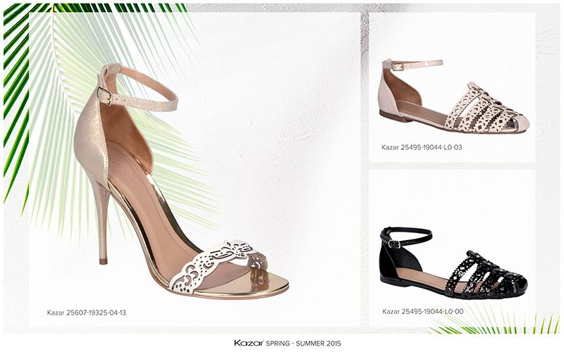 #LACES   więcej na: www.kazar.com #kazar #fashion #inspiration #look #new #boots #spring #summer #lookbook #women #elegant