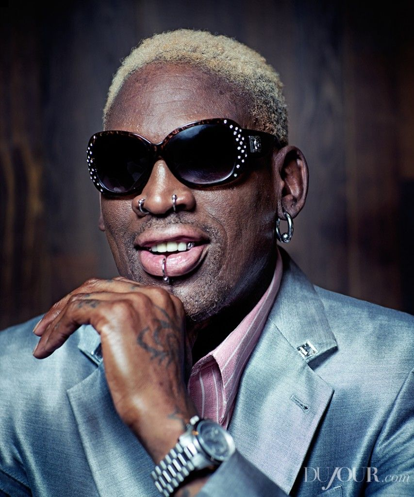 Dennis Rodman Opens Up About North Korea and Kim Jong un