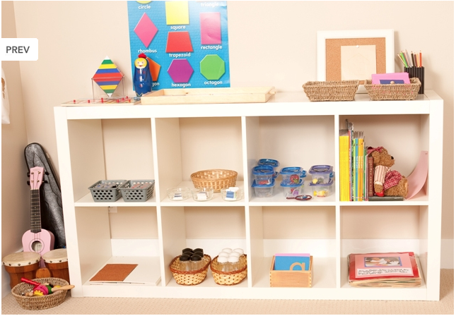 Superieur Modern Parents Messy Kids: Stylish And Stimulating Storage For Kids...great  For A Montessori Style Learning Center!!