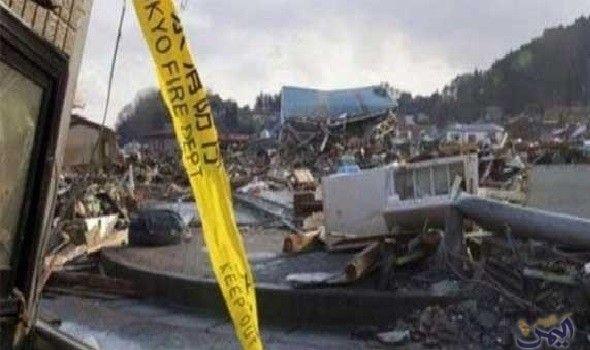 اليابان ترسل إمدادات إغاثة للمتضررين من زلزال في منطقة توتوري Fire Ladder