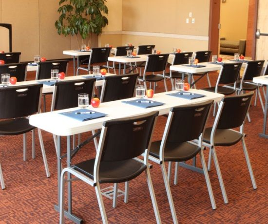 Lifetime Folding Tables 580176 Commercial Seminar Tables 6 Foot White Granite 5 Pack Folding Table Lifetime Tables Table