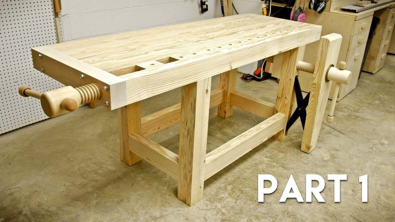 Tavolo Da Lavoro Roubo : Costruire un banco da falegname fai da te makers at work con