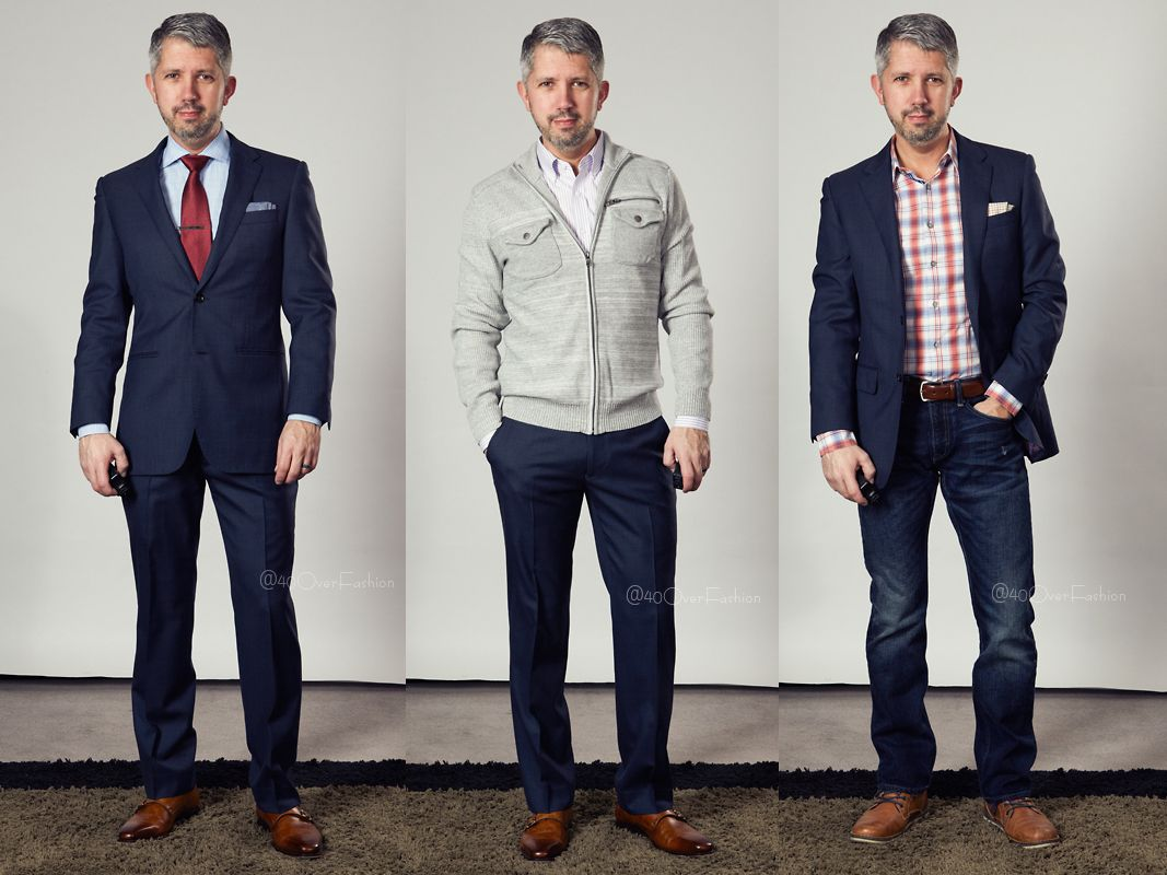 3 Different Ways To Wear Your Suit 40 Over Fashion Men 39 S Style Pinterest Fashion Man