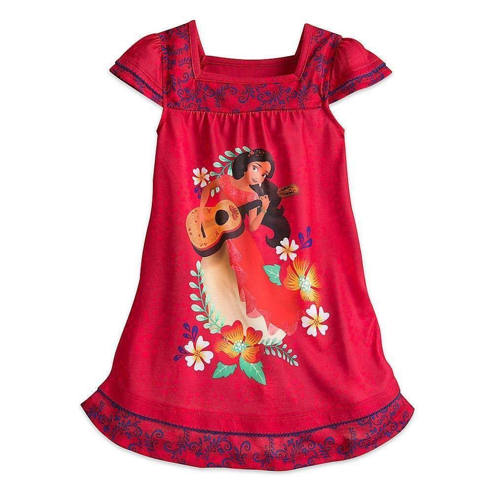 Disney Store Elena of Avalor Princess Costume Dress Up Girls 3 4 5//6 7//8 9//10