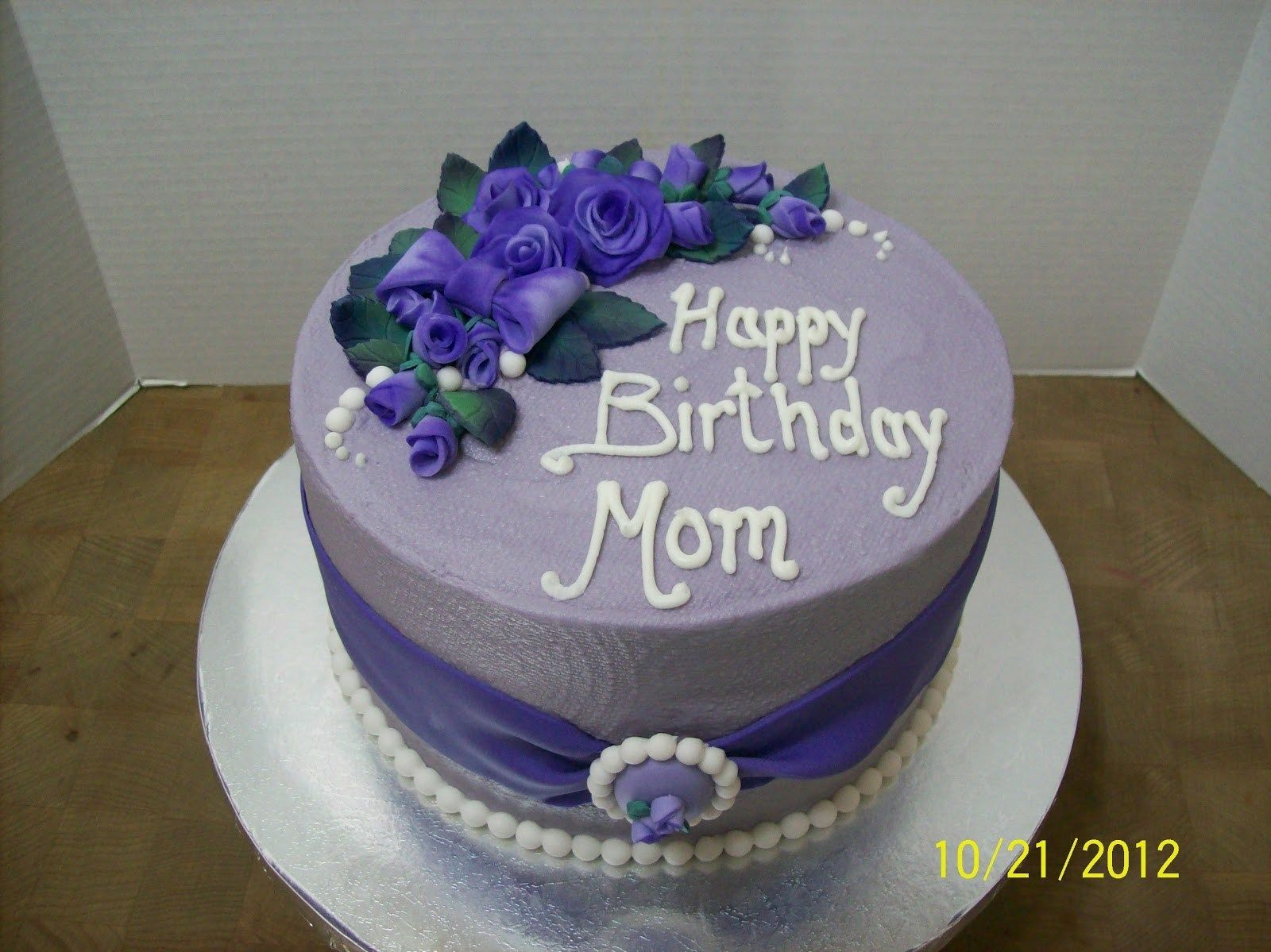 Cute birthday cakes for mom pictures of cute cake ideas