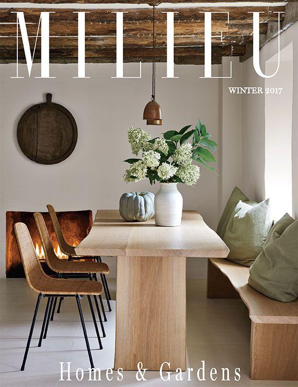 MILIEU Winter 2017 issue