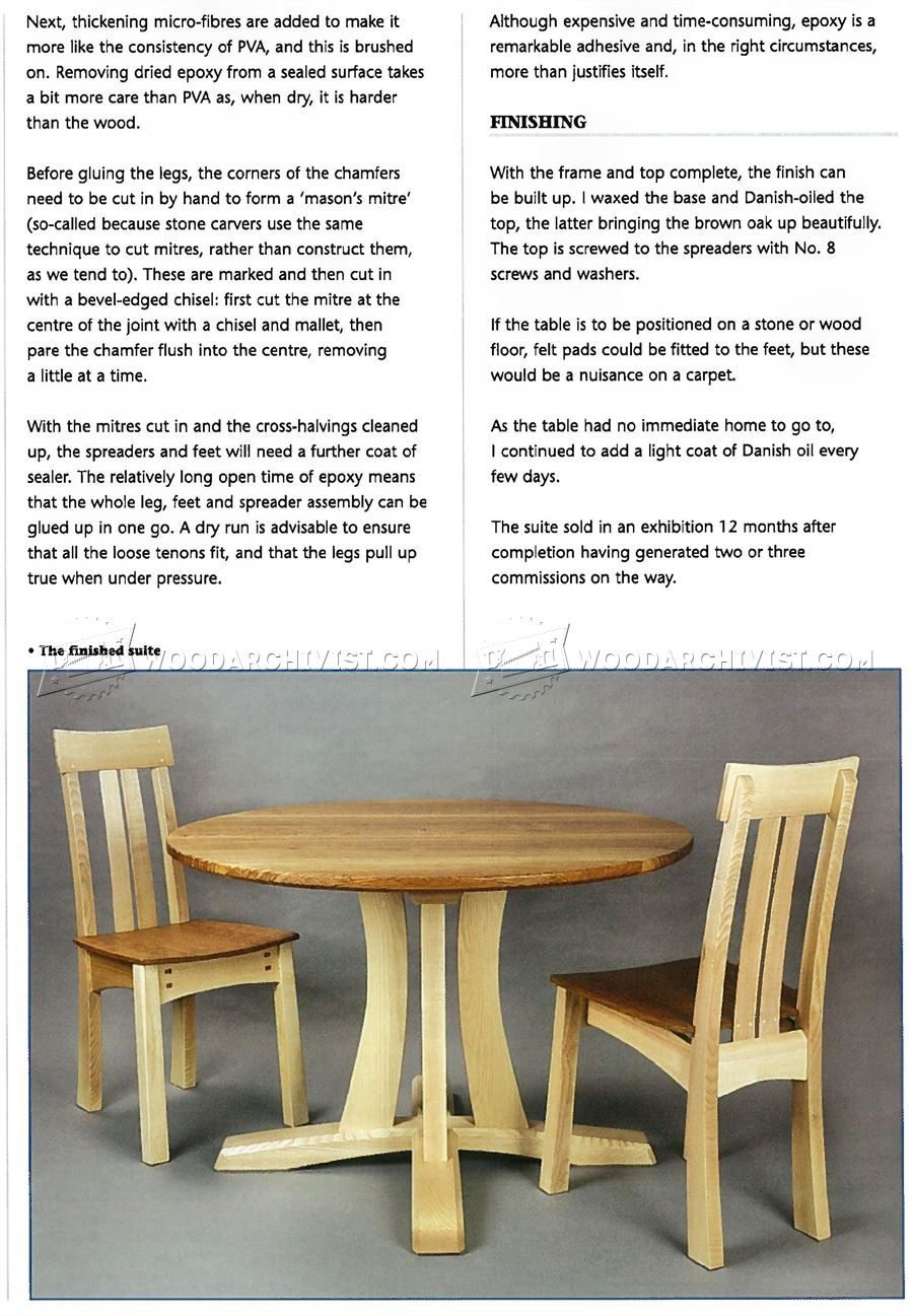 Rustic Round Kitchen Table Gl Dining And Chairs