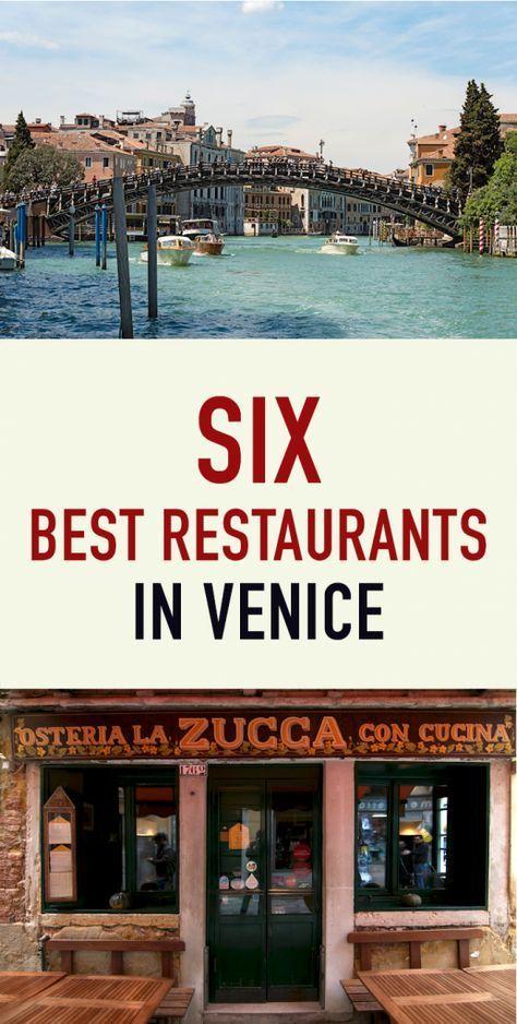 Photo of The SIX Best Restaurants in Venice