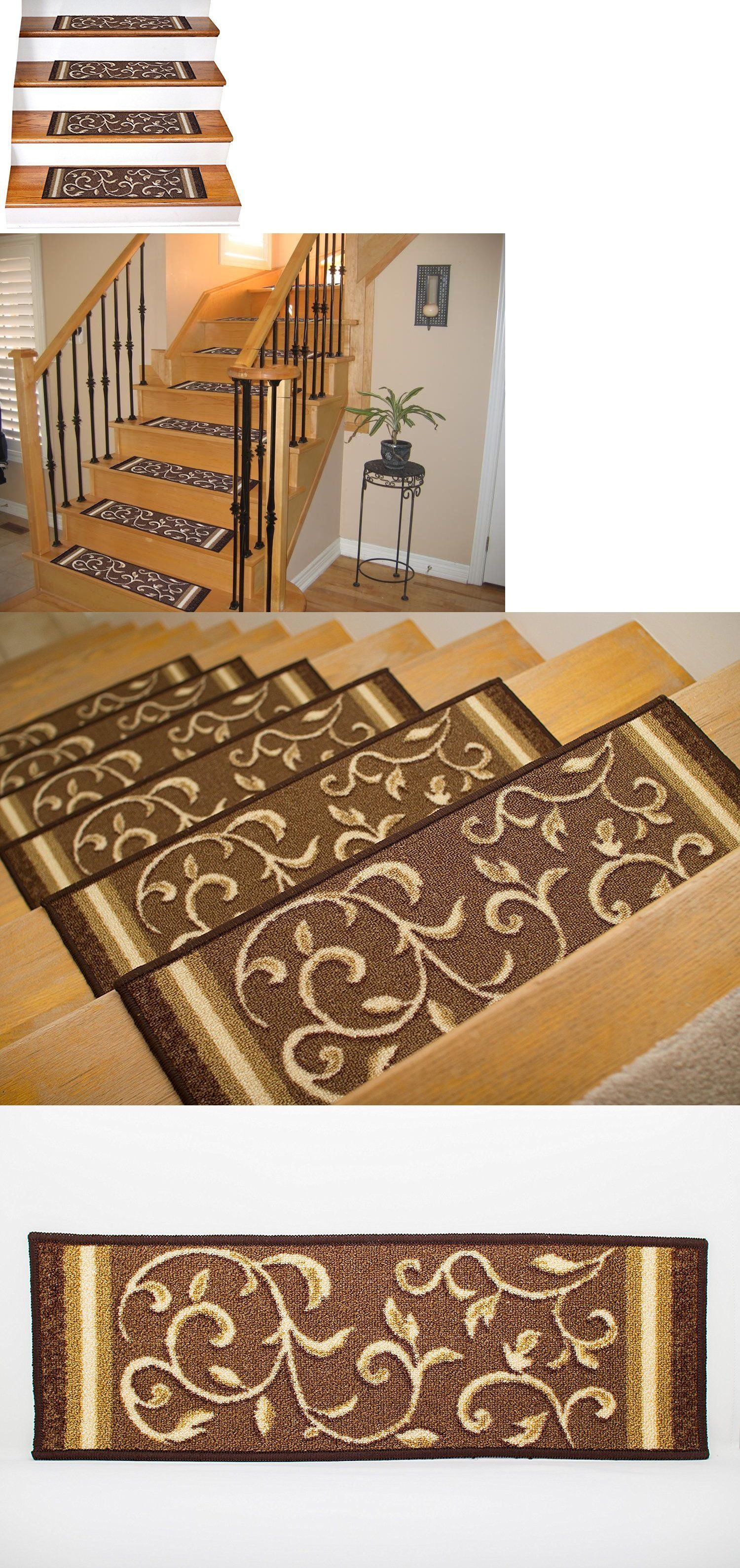 Best Stair Treads 175517 Gloria Washable Stair Mat Area Rug 640 x 480