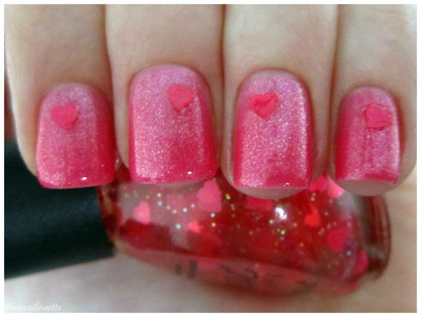 Valentine Nails-Today