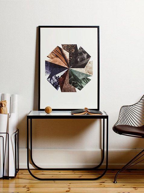 Paper Collective Move by Kristina Krogh