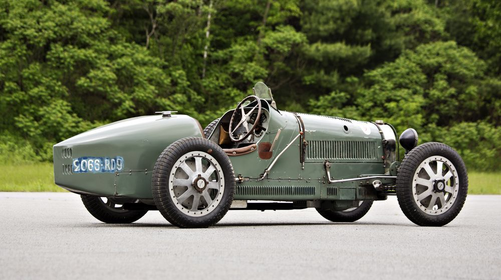 The Bugatti Queen\'s 1927 Type 35 Grand Prix Racer to | Grand prix ...
