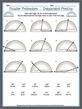 detailed lesson plan in math about angles