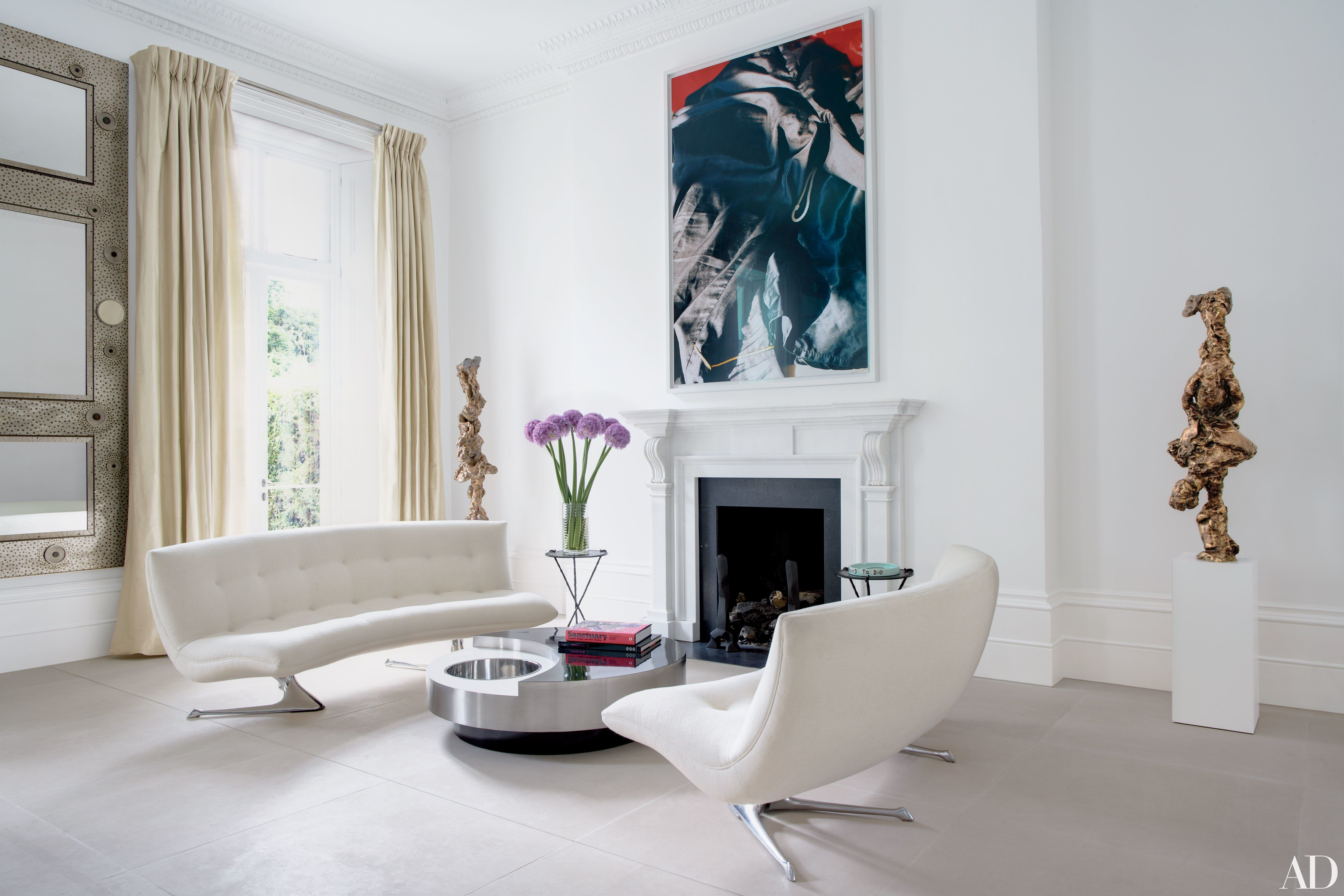 townhouse contemporary furniture. 15 Beautiful Homes Featuring Vladimir Kagan Furniture Townhouse Contemporary O