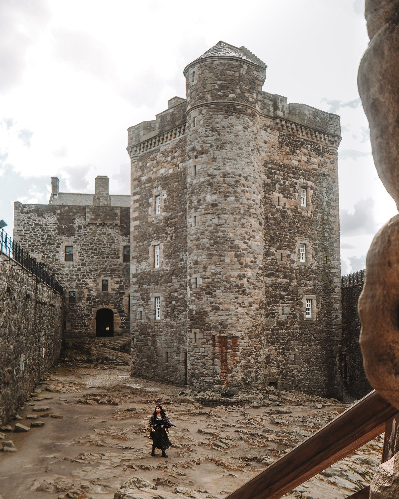 6 Blackness Castle Outlander Locations To Visit Explore Fort William Outlander Locations Where Is Outlander Filmed Fort William