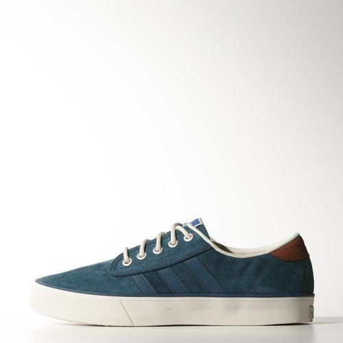 Herren Schuhe Adidas Busenitz Vulc Weiß, Blau|code:G98105