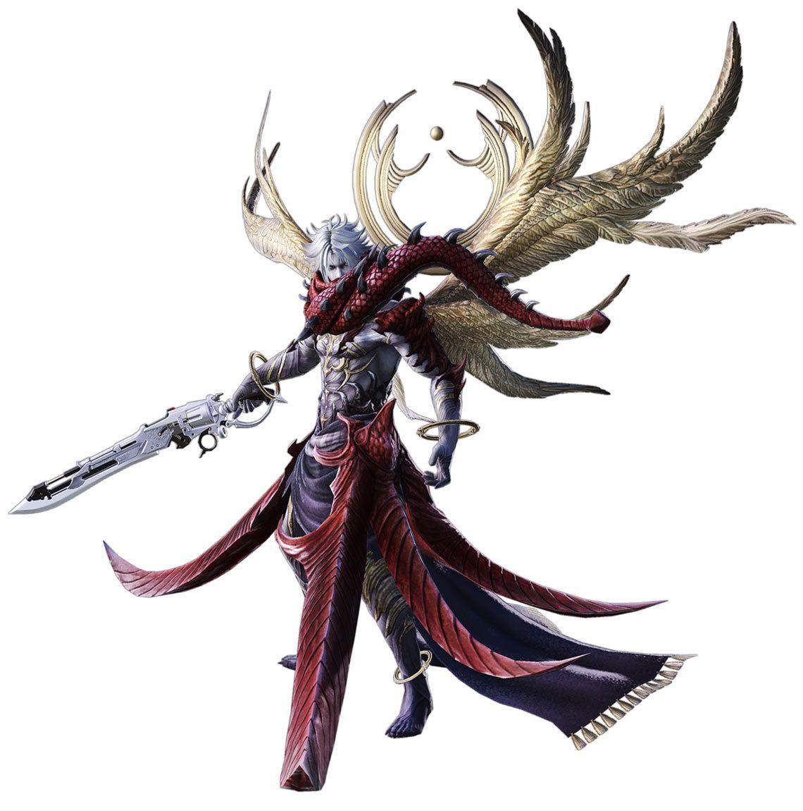 Eden S Promise Fatebreaker Art Final Fantasy Xiv Shadowbringers Art Gallery In 2021 Final Fantasy Xiv Final Fantasy Art Gallery