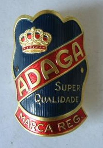 Adaga Bicycle badge, Brazil