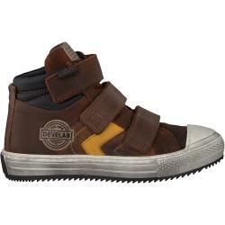 Develab Ankle Boots 41167 Cognac Jungen Develab