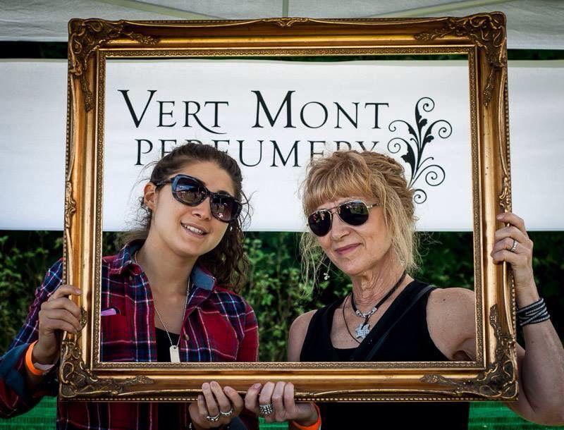 Meet the dynamic duo of Vert Mont Perfumery