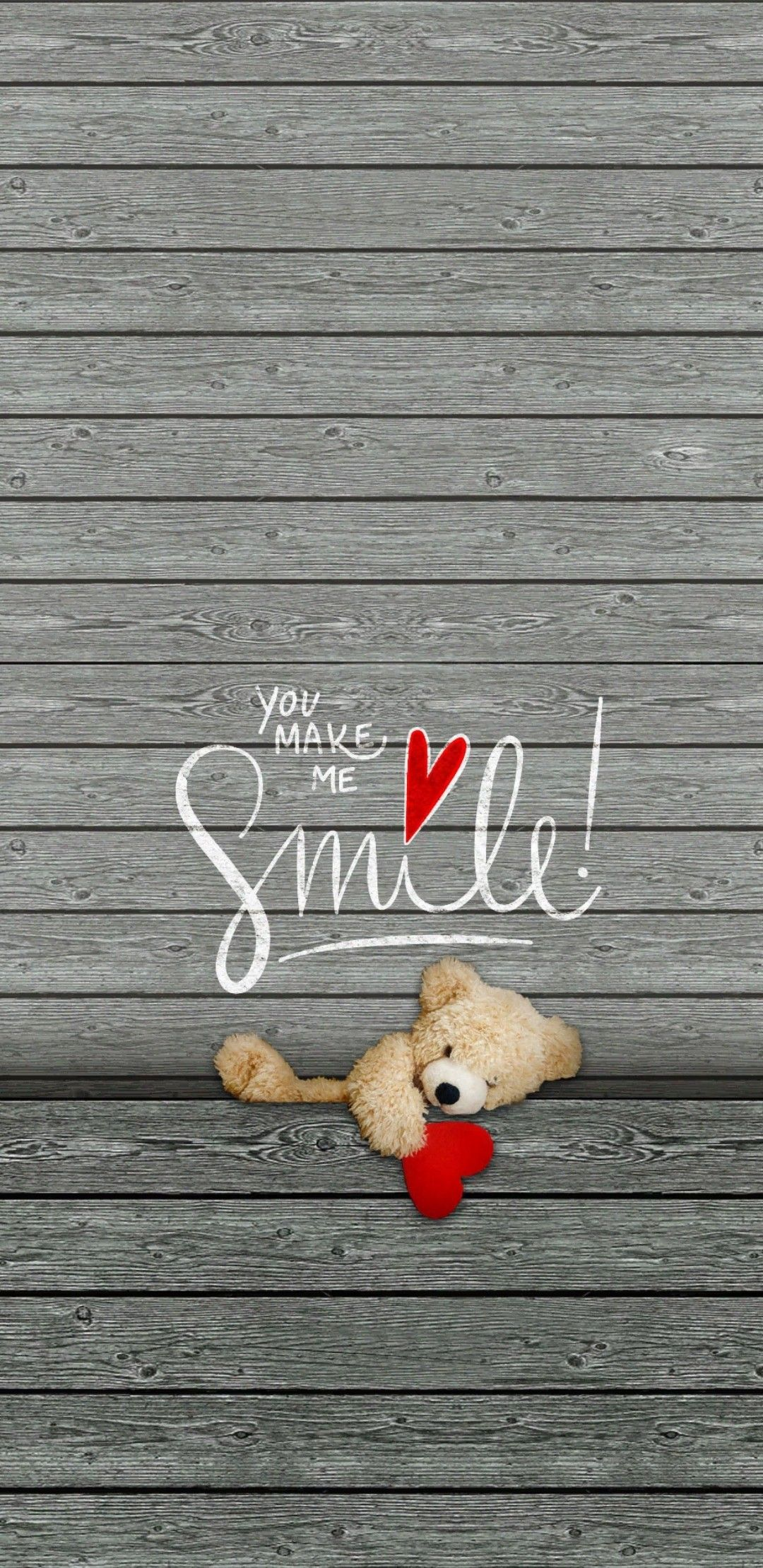 Pin By Ruthtupper On Teddy Bear Wallpaper Smile Wallpaper Happy Wallpaper Love Wallpaper Cute teddy bear wallpapers for android