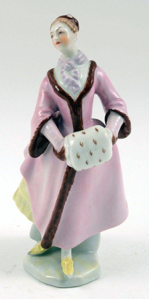 girl on skates 1750 porzellan manufaktur augarten wien porzellanmanufaktur augarten vienna. Black Bedroom Furniture Sets. Home Design Ideas