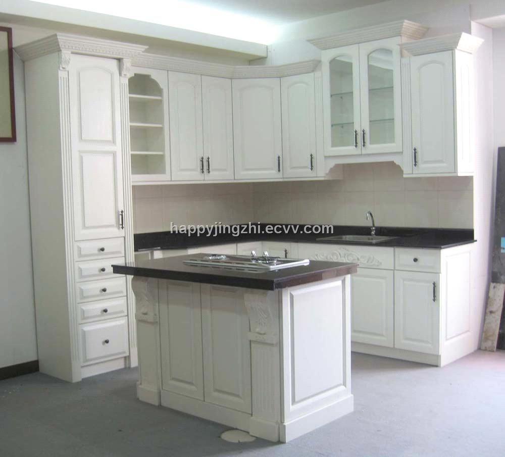 Great White Melamine Kitchen Cabinet Doors