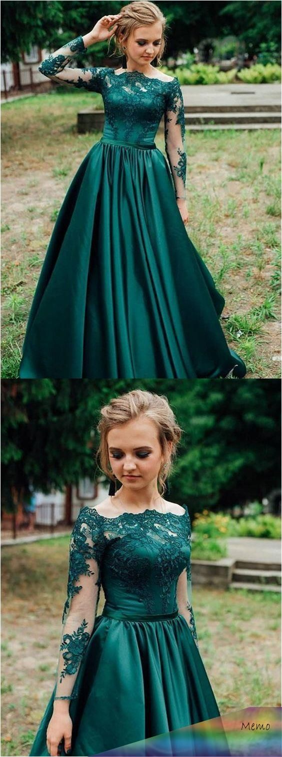 Apr 13, 13 - Gorgeous Prom Dress,Dark Green Prom Dress,Long