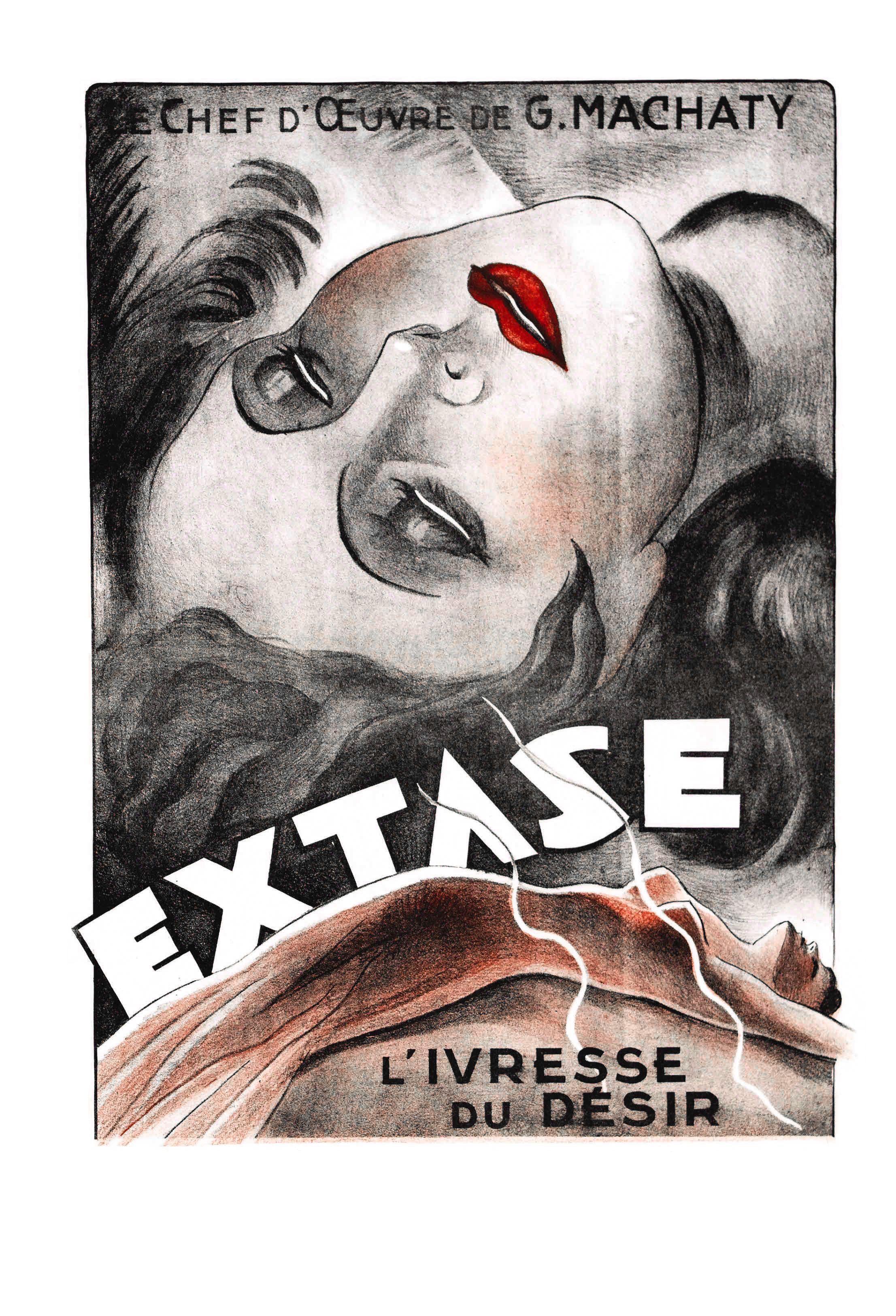 Risultati immagini per Ekstase - 1933