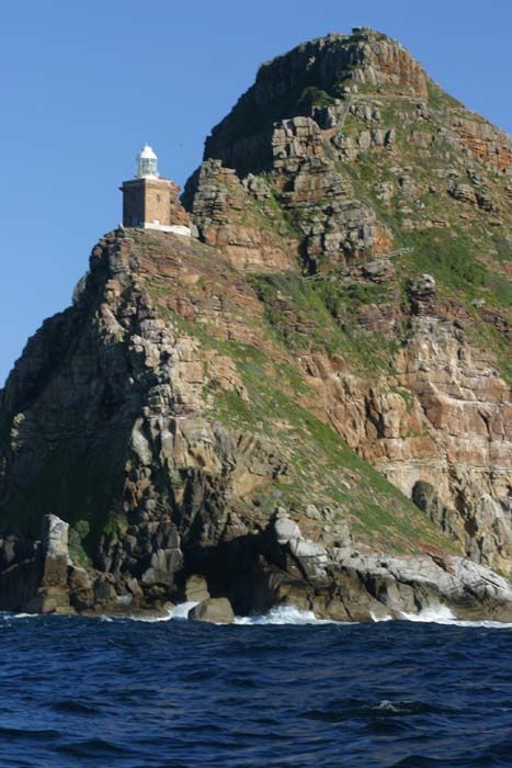 Lighthouse Cape Of Good Hope South Africa Christine