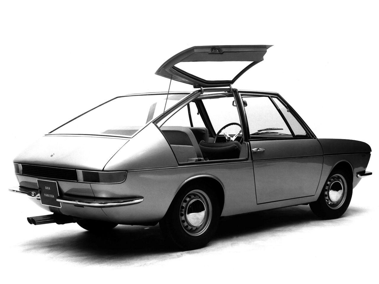 1966 Ghia Vanessa