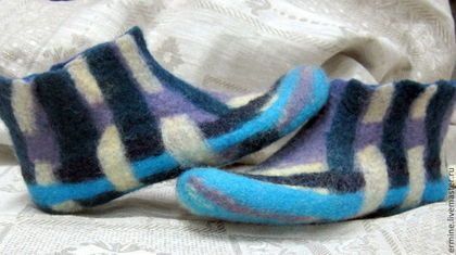 носки валяные тонкие - носки,носки ручной работы,Носки шерстяные,носки женские