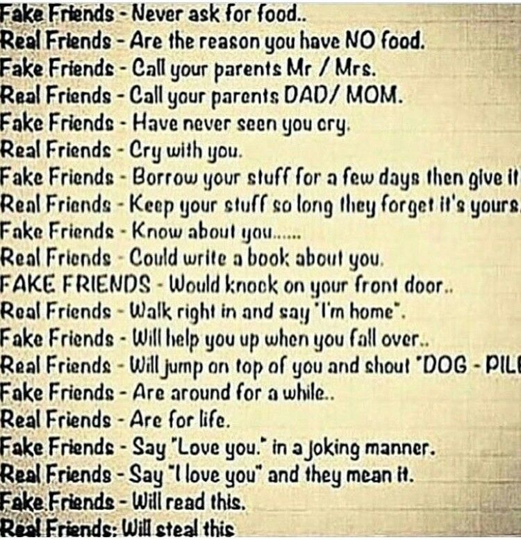 So Should I Have Real Friends Or Fake Friends Screw This Imma Live With No Friends Real Friends Fake Friends Friends Quotes