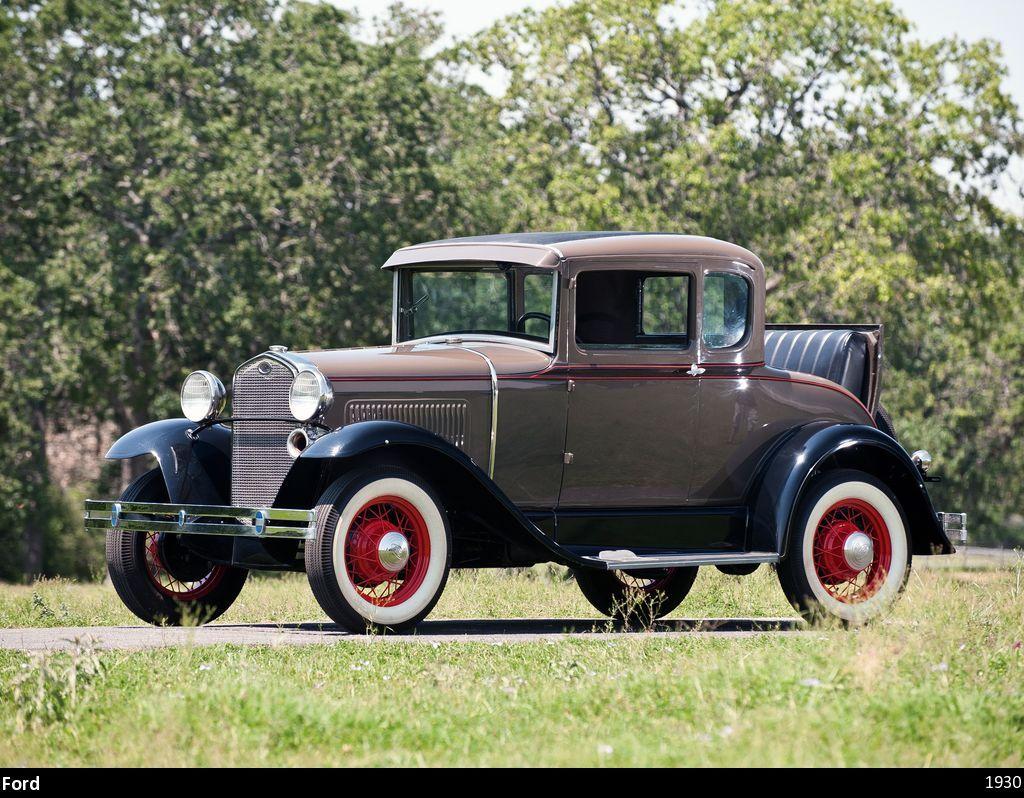 Ford 1930 Coches viejos, Coches clásicos, Autos antiguos